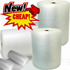 BUBBLE WRAP ROLLS  750mm Roll Height -50m ROLLS 24 Hours Dispatch Fast Shipping