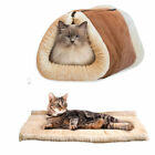 Cats Sleeping Bag Warm Pets Bed tent kennel cushion Dogs House Soft Mat pad nest
