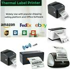 Shipping Label printer USB Network Direct Thermal Barcode Ethernet 4x6inc SEALED