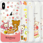 Genuine Rilakkuma Lovely Clear Jelly Case Galaxy Note20 Note20 Ultra Case
