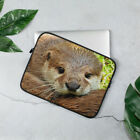 Cute Baby Otter Laptop Sleeve Case Cover Lap Top Wildlife Animals