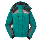 STRIKER ICE Womens Prism Emerald Teal/Gray Jacket (32017)