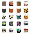 Ambesonne Halloween Party Ceramic Coffee Mug Cup for Water Tea Drinks, 11 oz