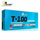 OLIMP T-100 HARDCORE Premium Testosterone Booster - Pharmaceutical Grade