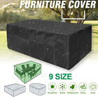 Waterproof Garden Patio Furniture Cover Table Cube Sofa Chair Outdoor Protective