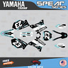 Yamaha YZ250 YZ125 Graphics Decal Kit 2002 to 2014 YZ 250 SPEAR Series-Turquoise