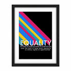 Who+Cares+Scotland+Definitions+Equality+Framed+Wall+Art+Print+18X24+In