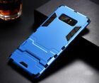 For Samsung Note 8 S7 Edge S8+ Rugged Armor Hybrid Bumper Case Shockproof Cover