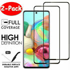 For Samsung Galaxy A51 / A71 5G Full Coverage HD Tempered Glass Screen Protector
