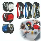 2pc Boxing Gloves Focus Pad Set Hook Jabs Mitts Karate Punch Bag Gym Kick Traini