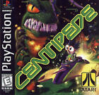 Centipede PS1 Game Playstation