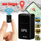 GF07 Mini Magnetic GPS Tracker Real-time Car Truck Vehicle Locator GSM GPRS New