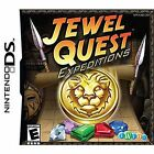 Jewel Quest: Expeditions (Nintendo DS, 2008) - European Version