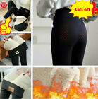 Womens Super Thick Cashmere Leggings Fleece Lined Thermal Stretchy Pants 2020