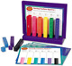 Learning Resources Deluxe Rainbow Fraction Tower Activity Set