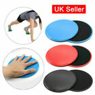 Yoga Sliding Plate Slider Disc Exercise Bums Core Gliding Gym Body Fitness Work