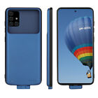 New Power Bank Backup Battery Case Cover Charger For Samsung Galaxy A51 A71
