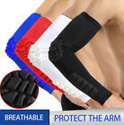 Compression Arm Guard Sleeve with Elbow Pad Crashproof for Sport Protective Gear