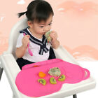 Baby Placemat Silicone Food Mat Pad For Infant Toddler Kids Washable
