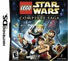 LEGO Star Wars: The Complete Saga (Nintendo DS, 2007) game only no case.