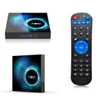 T95 Android 10.0 Smart TV BOX Quad Core 6K Smart WIFI HDMI Media Player Streamer