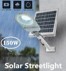 150W Remote control and remote sensing lamp Outdoor courtyard wall Road Lamp