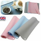 41x31cm Silicone Pet Feeding Mat Non Slip Pet Food Placemat for Dog Cat Bowl Hot