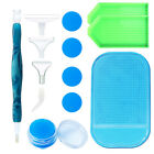 Diamond Painting Tool Set Point Drill Pen Mud Tray Holder Embroidery Kits Craft