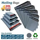 Mailing Bags Strong Poly Plastic Parcel Postal Postage Bags Post Mail Packing UK