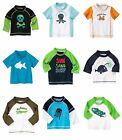 NWT GYMBOREE Boys Rash Guard UPF 50 Suncreen Swimwear Choose Size