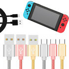 Type C Charging Cable For Nintendo Switch Lite Fast USB-C Sync Charger...