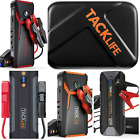 Heavy Duty Truck Battery Booster Pack Jump Starter Box Portable Amps Car