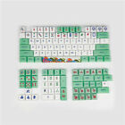 Mahjong Theme Keycaps PBT Cherry Height 128 Key Caps New for Cherry MX Keyboard