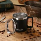 DILLER 600ML Double Wall Stainless steel 304 Coffee Mug office Vacuum Thermos