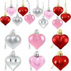 12pcs Valentine's Day Love Ball Hang Decorations For Valentine's Day Wedding