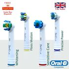 Electric Toothbrush Heads Compatible with ORAL-B BRAUN **Choose from 5 Models** <br/> ***** Same Day Dispatch  *****  Order before 2 PM *****