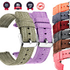Nylon+Watch+Bands+Soft+Breathable+Replacement+18mm+20mm+24mm+Quick+Release+Strap