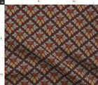 Medieval Beer Farming Country Style Formal Spoonflower Fabric by the Yard