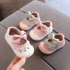 Baby Girls Child Toddler Walk Sneaker Shoes Princess Casual Trainner Shoes