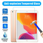 "For Apple iPad 10.2"" 2019/12.9"" 2018/2020 Tempered Screen Glass Film Protector"