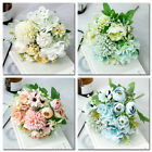 1 Bundle Artificial Flower Holding Flowers Bouquets Photography Props Wedding SS