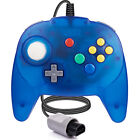 N64 Game Gaming Pad Console Controller For Nintendo 64 N64 Blue Gray Black Green