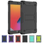 For Apple iPad 8th 7th 6th 5th Generation 10.2' 9.7' Shockproof Hard Case Cover