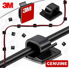 3M Self-Adhesive Cable Clips Cord Organizer Clip Holder Mount