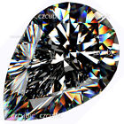SUPER EXCELLET QUALITY PEAR SHAPE CUBIC ZIRCONIA RUSSIAN SIMULATED LOOSE STOEN