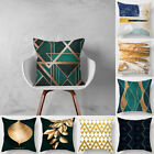 Square Pillow Case Home Decoration Throw Pillows Covers Velvet Cushion Cover New