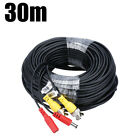 10/20/30/40/50/60M BNC CCTV DVR Camera Recorder Video DC Power Security Cable