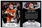 2021 Leaf Draft Football Rookie XRC #1-50 **YOU PICK** Lawrence, Fields, Lance