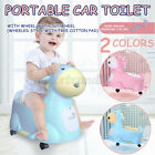 Portable Baby Potty Kids Children Training Toilet Trainer Stool With Cushion