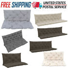 Replacement Cushion For Garden Swing Chair Seat Backrest 5 Sizes 2 Colors Us